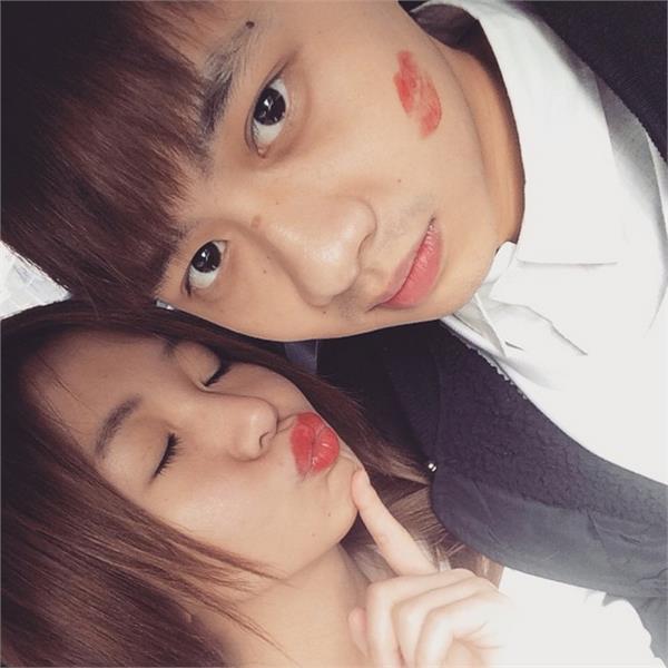 金陽、郭書瑤_臉書&instagram