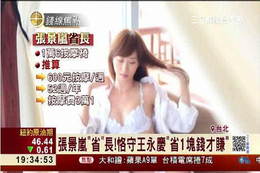 張景嵐「省」長!恪守王永慶「省1塊錢才賺」│三立新聞台