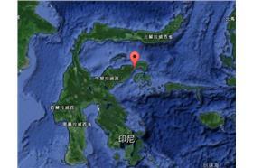 印尼盧武克/google map