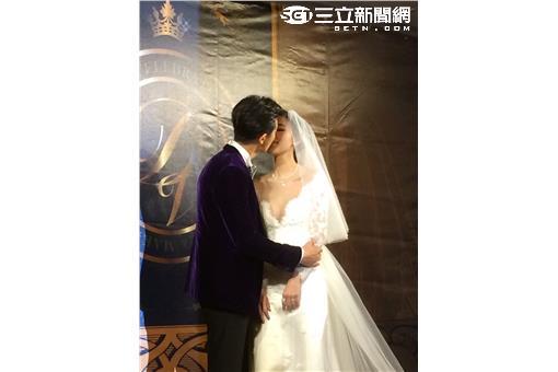 Darren邱凱偉婚禮