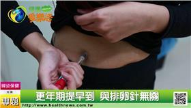 健康醫療網,排卵針