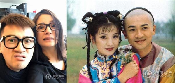 趙薇、蘇有朋/騰訊