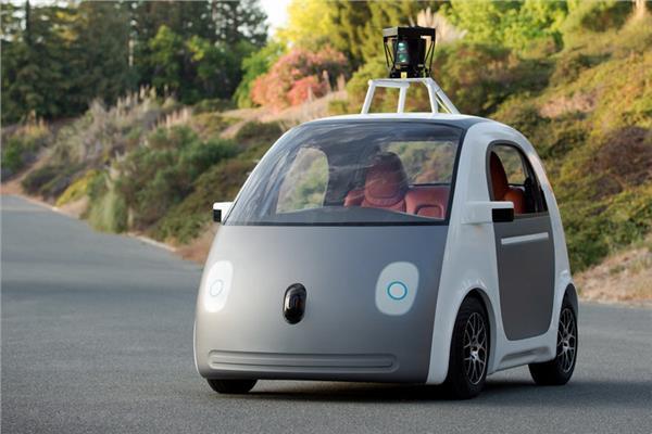 google無人駕駛汽車