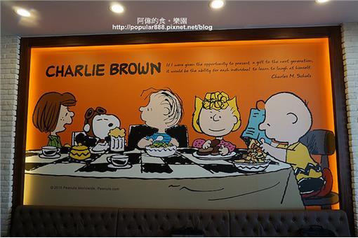 查理布朗咖啡/侯升偉攝影