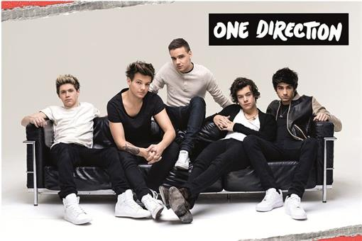 one direction/哥倫比亞唱片