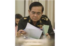 泰國軍政府總理帕拉育.詹歐查(Prayuth Chan-ocha)-維基百科-KungDekZa上傳-http://zh.wikipedia.org/wiki/%E5%B7%B4%E8%82%B2%C2%B7%E5%8D%A0%E5%A5%A5%E5%B7%AE#/media/File:Prayuth_Jan-ocha_2010-06-17_Cropped.jpg