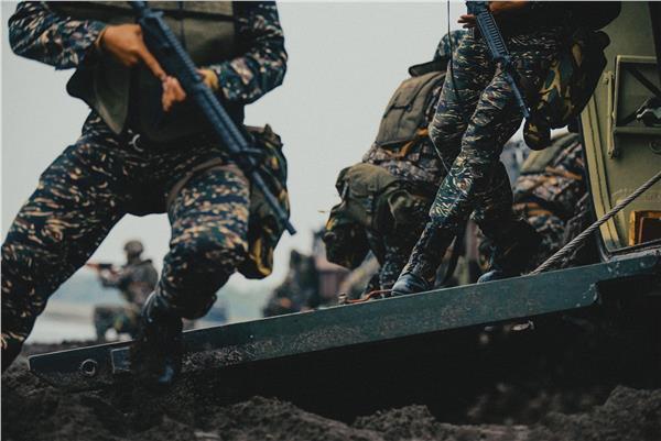 國防部,國軍,軍人,阿兵哥,志願役,義務役/國防部發言人臉書