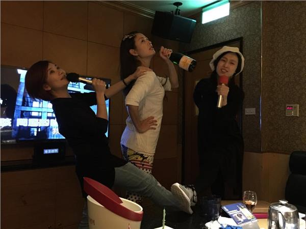翻攝自賈永婕的跑跳人生臉書