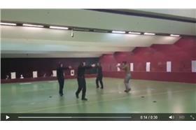 射擊訓練(黃光芹臉書 https://www.facebook.com/video.php?v=1565110987073066