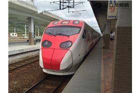 台鐵,普悠瑪,火車/廖貞嵐攝影