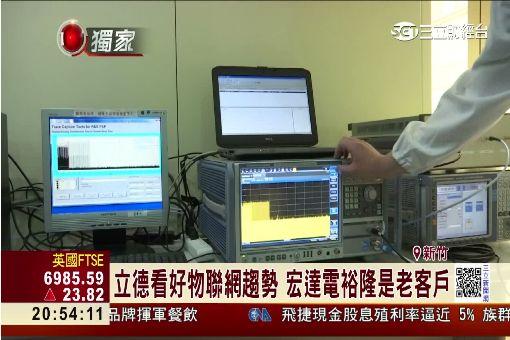 物聯網風潮 竹科設1站式檢測實驗室
