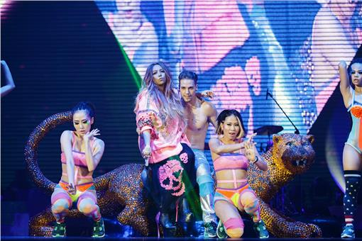 張惠妹,阿妹,阿密特,AMIT 2,烏托邦世界巡城演唱會,20150405(EMI提供)