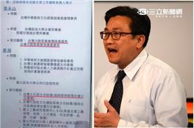 前官員助中國統戰-王定宇臉書