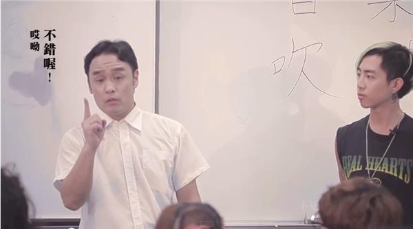 ▲東尼大木在《牽心萬苦》。(圖/翻攝自YouTube)