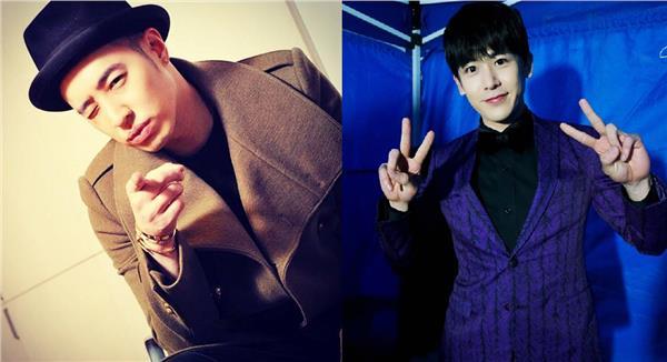 潘瑋柏feat.2PM Nichkhun《觸動》(圖/潘瑋柏臉書、2PM臉書)