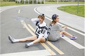 女孩的潮流DRESS CODE『時尚運動風』