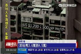 CNN追台房價1800