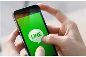 手機line(圖/line官網)