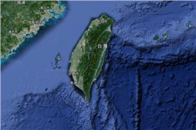 台灣/google map