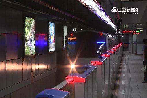 捷運局公布監測照 板南線隧道變形滲水