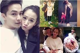 演藝圈俏媽咪-方志友、周杰倫、周幼婷、徐若瑄臉書+關穎微博