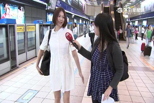 """日籍""""攝狼""""現北捷 囂張偷拍裙底風光"""