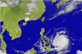 颱風 (中央氣象局)