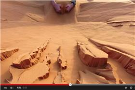 沙子藝術/youtube