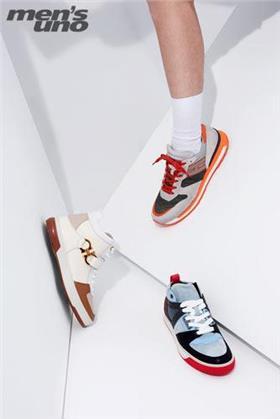 【穿搭精選】夏日男孩的球鞋特搜-圖men's uno 男人誌提供