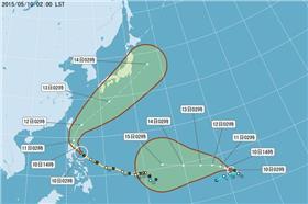 紅霞,颱風-中央氣象局-紅霞颱風路徑圖  http://www.cwb.gov.tw/V7/prevent/typhoon/ty.htm?