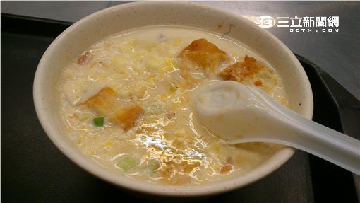 鹹豆漿,早餐(翁堃泰攝影)