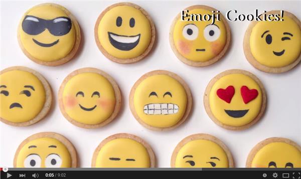 餅乾翻攝臉書SweetAmbshttps://www.facebook.com/SweetAmbsCookies/videos/1069541503073254/