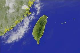 衛星雲圖 交通部中央氣象局