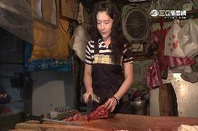 正妹豬肉攤1200