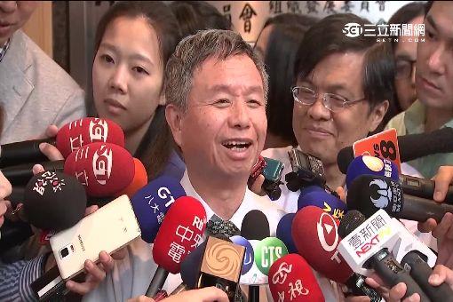 楊志良攜3萬份連署書登記 駁斥「馬金授意」