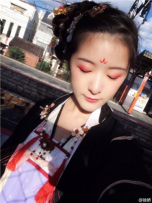 汪東城、徐嬌/微博