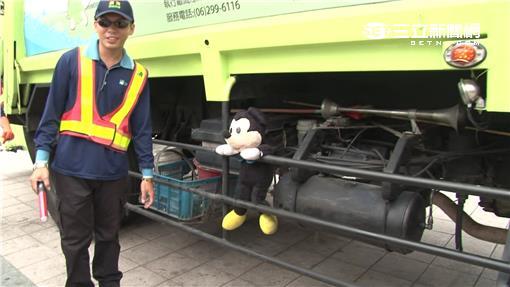 垃圾車(圖/佛光網)