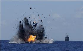 印尼,漁船 (達志影像/路透社)