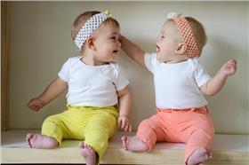 ▲雙胞胎。(圖/Donnie Ray Jones, Flickr CC License)  連結https://www.flickr.com/photos/donnieray/
