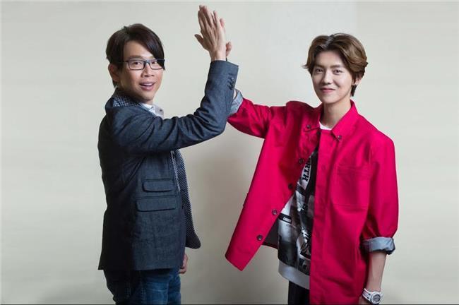 鹿晗「圓夢」了 合體偶像陶喆唱新歌