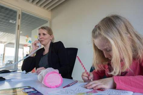 德國幼稚園老師罷工