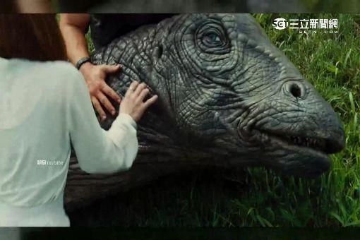 侏儸紀來了! 3D恐龍暴走撼動神經