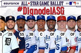 美聯明星賽名單 圖/翻攝自MLB 臉書