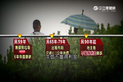 柯P開幕內湖復育區 地主控市府詐騙|三立電視台