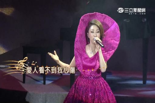 李翊君28年首演唱會 女兒老公台下挺