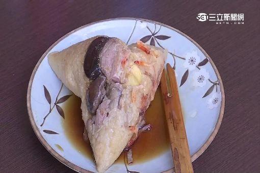 台南巨無霸八寶肉粽 端午檔期熱賣