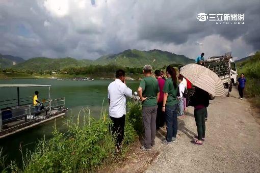 買千斤魚水庫放生 保育團體勸阻引口角