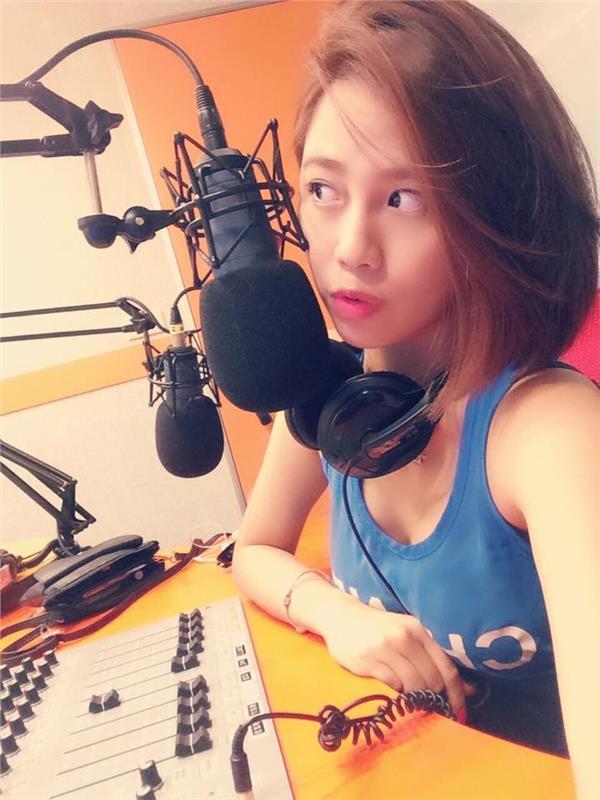 國光女神,安喬,台藝大,一起吃飯吧,DJ(安喬臉書)