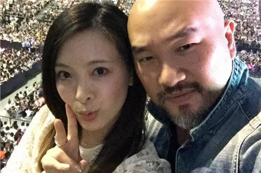 劉真,辛龍▲圖/取自劉真-粉絲團臉書