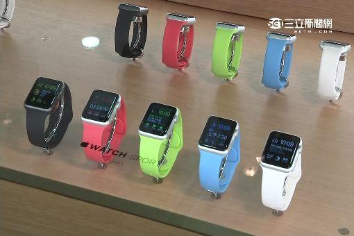 Apple Watch 開賣!粉絲搶 基本款售價破萬